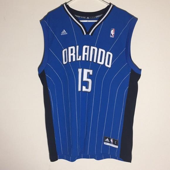 new styles f9fba b8f5b Orlando Magic Vince Carter NBA Adidas Jersey